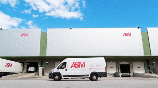 ASM refuerza su gama de envíos entre particulares con ASMGo!Plus