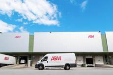 ASM es la segunda mayor red de transporte urgente de España.