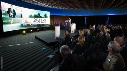 Astre celebra su 25º aniversario en su Congreso Anual