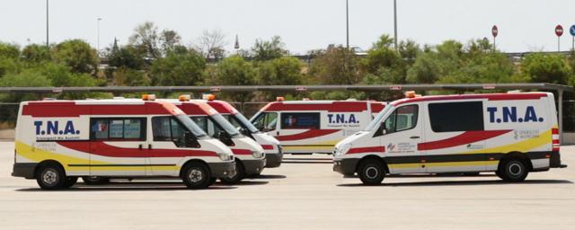 TomTomTelematics en Málaga para transporte de emergencias