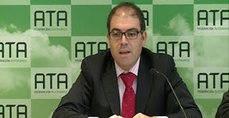 ATA reclama diez medidas urgentes para los autónomos