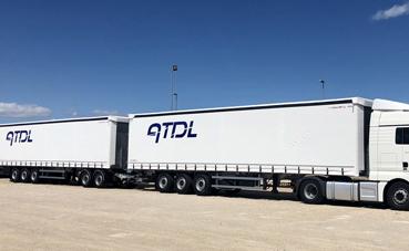 ATDL incorpora un duotrailer de la mano de Guillén