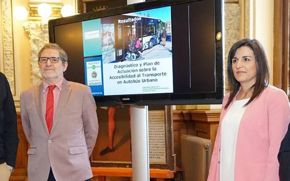 Valladolid lanza su plan sobre accesibilidad