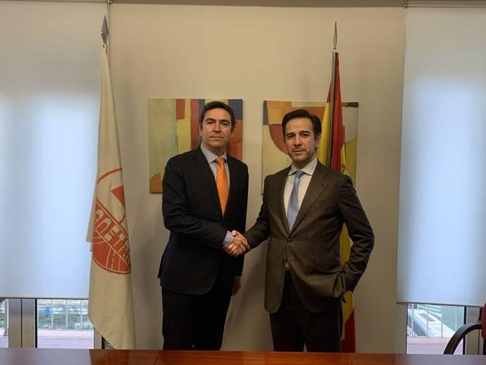 Anetra nombra a Juan Manuel Sierra como su nuevo director ejecutivo