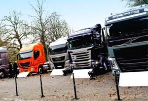 La venta de vehículos comerciales e industriales en la UE creció un 6,9% en octubre