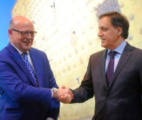 Salamanca multiplicará en 2019 la llegada de viajeros por carretera