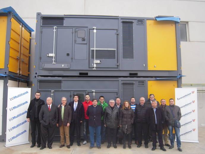 Eurocontainer y Fortrans, alianza para ofrecer formación