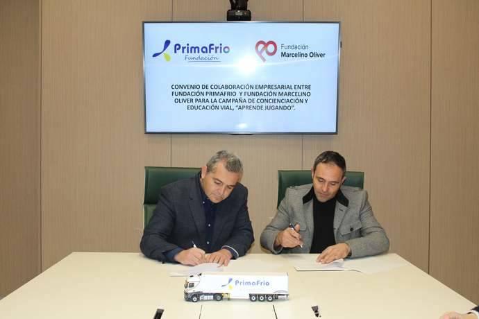 Fundación Primafrio lanza una campaña de concienciación y educación vial