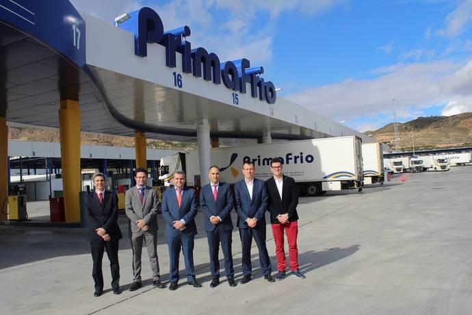 Primafrio y la UPCT firman un protocolo de actuación en la industria 4.0