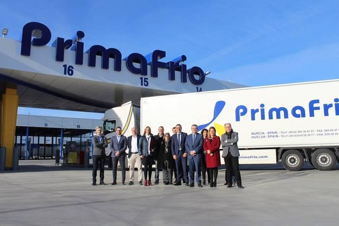 Primafrio y la UMU firman un protocolo de colaboración en investigación