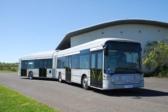 AMB adjudica 44 autobuses híbridos a Iveco España