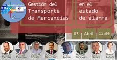 Aeutransmer MP: Gestión del transporte en el Estado de Alarma