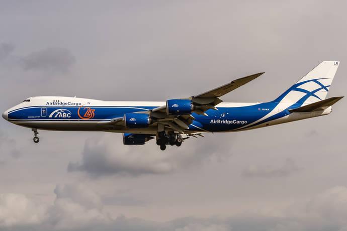 DB Schenker y AirBridge Cargo se unen para mejorar la conectividad