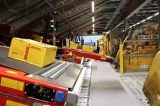DHL Express invierte en su centro logístico ecológico de Colonia-Bonn