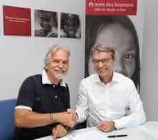 Dachser y Terre des Hommes dan un paso más en su colaboración