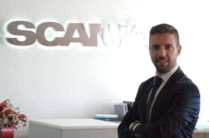 Cambio en la dirección comercial de autobuses de Scania Ibérica