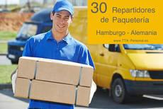 TTA busca 30 repartidores de paquetería para el correos alemán