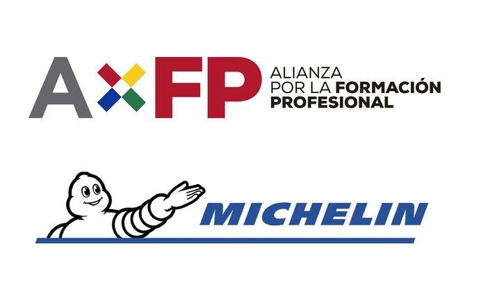 Alianza por la FP de Michelin, con Isabel Celáa, ministra de Educación
