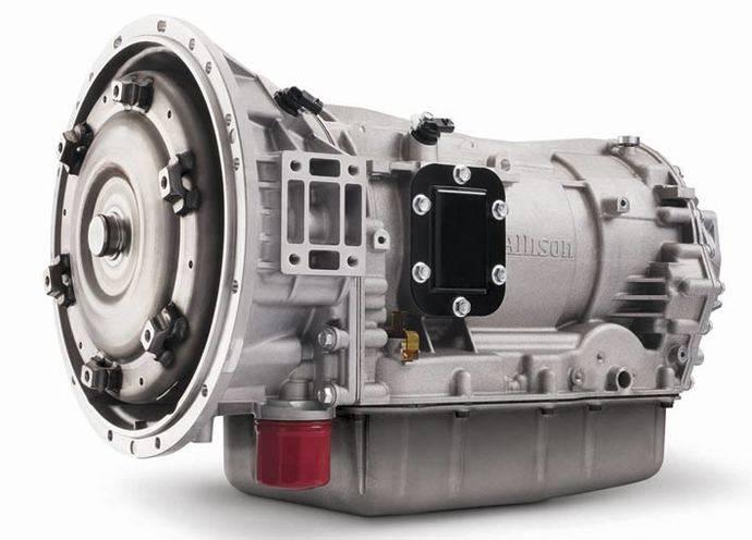 Allison Transmission anuncia una nueva caja automática de nueve velocidades