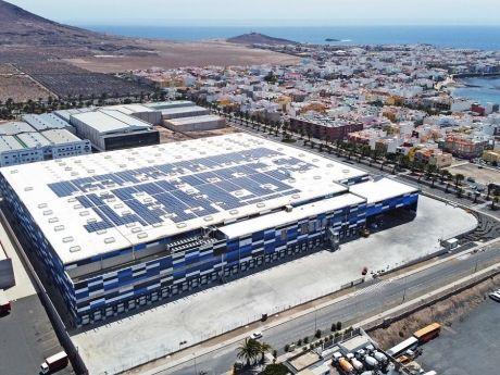 Segunda plataforma logística Lidl canaria: 25.000 m2, 60 empleos más