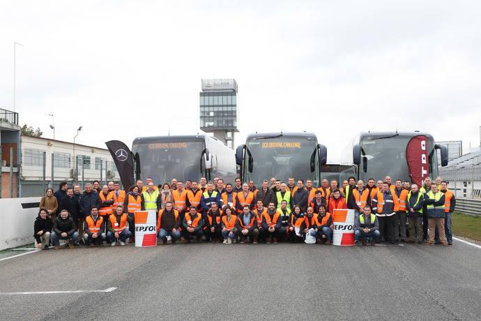Alsa celebra la final de la II edición del 'Eco Driving Challenge'