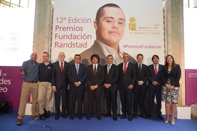 La Fundación Randstad premia a Alsa por su programa de integración