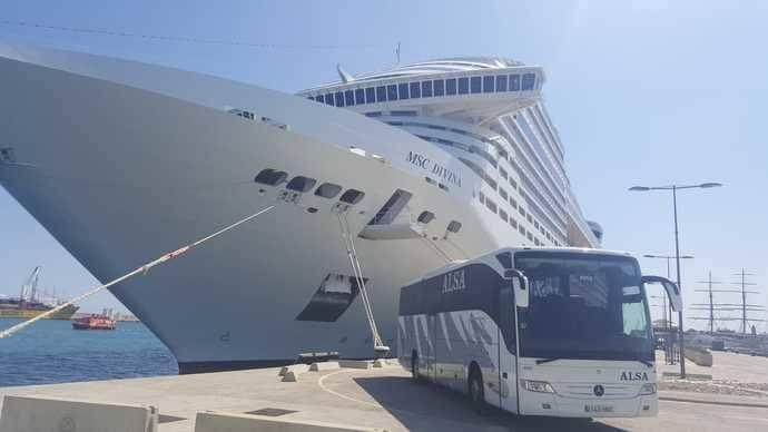 Alsa aumenta sus servicios en las islas con un acuerdo con BC Tours