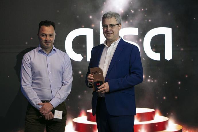 Alsa, premio al mejor 'Customer journey' por su estrategia de movilidad segura