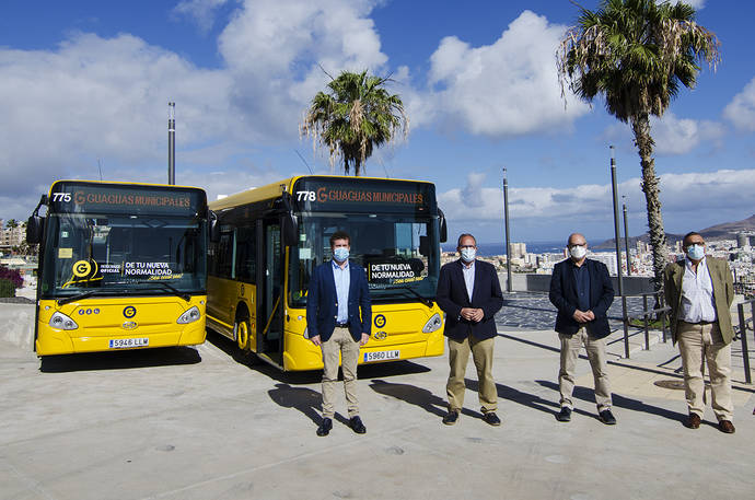 Iveco Bus llega a las 1.000 unidades producidas del modelo GX 317