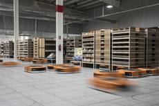 Amazon Robotics llega a dos de los centros logísticos en España