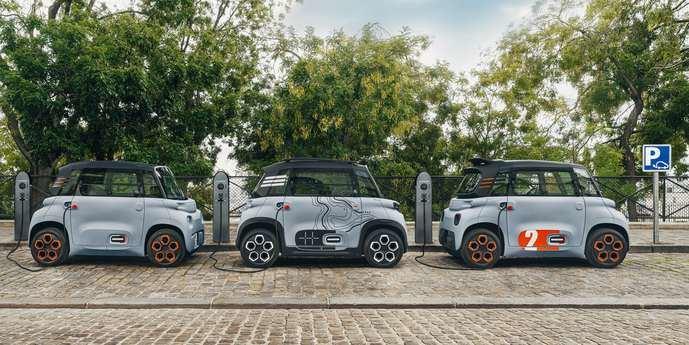 El coche tostadora que revoluciona los comerciales, con frenada regenerativa