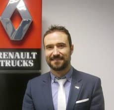 Andrés Saiz, director de postventa de Renault Trucks