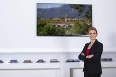 Anne Sophie Petit, nueva directora financiera de Transfesa Logistics