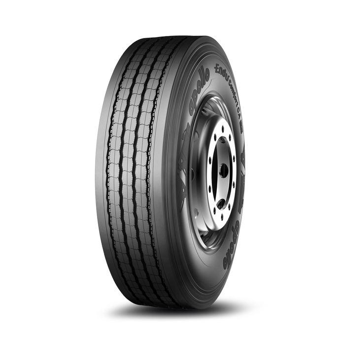 Apollo Tyres se estrena en el mercado de neumáticos para autobuses