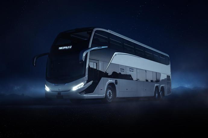 Marcopolo presenta 'La Generación 8', para el Sector del transporte