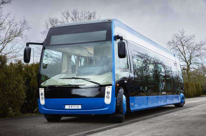 Alstom entra en el sector de los autobuses eléctricos con un nuevo concepto