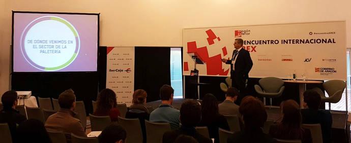 Palletways Iberia participa con una ponencia en el internacional AREX 2017