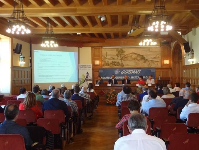 La asociación Guitrans celebra su Asamblea General anual de socios
