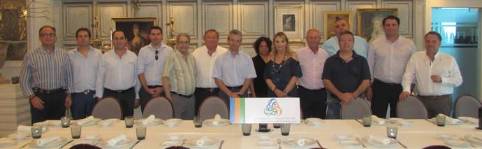 Fedintra logra la adhesión de nuevos socios, durante una asamblea general en Antequera