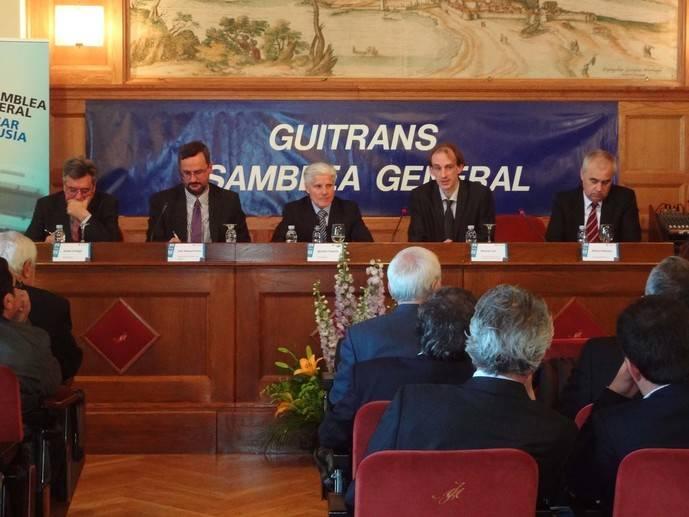 Fundación Guitrans firma un acuerdo con la UPV
