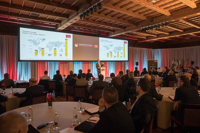 XXXIV Asamblea de la Red de Linde Material Handling Ibérica