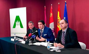 Anuncian la reforma de la estación de Astorga