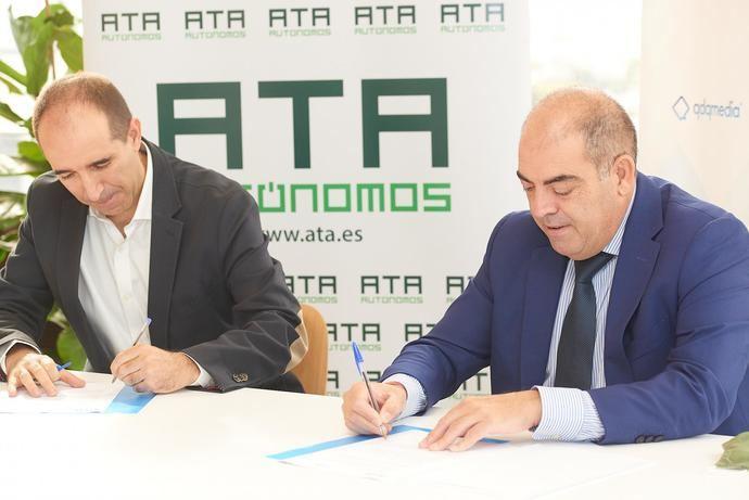 Grupo QDQ y ATA colaboran en la digitalización de los autónomos