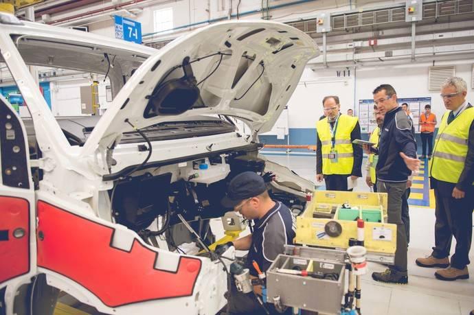 La planta de Iveco en Valladolid se acerca al nivel 'oro'