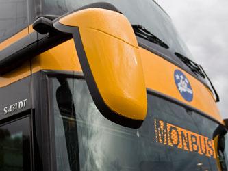 La compañía Monbus incorpora autobuses de dos plantas a su flota