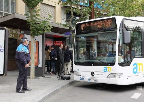 Zamora anuncia la mejora del servicio de transporte de autobuses