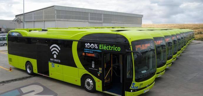 Tubasa, reconocida por la Fundación Nacional de Movilidad Eléctrica