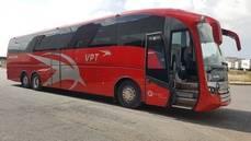 La compañía Autocares Alonso incorpora un nuevo Scania a su flota