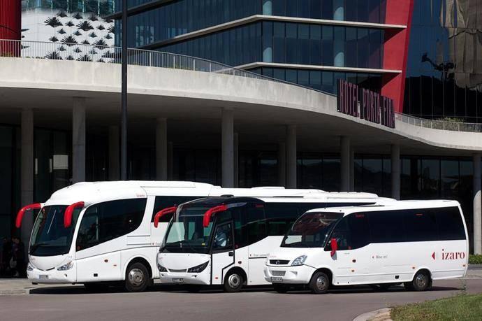 Autocares IZARO ofrece Wifi de VEOX libre en todos sus servicios