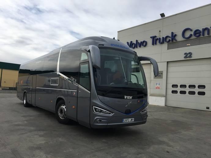 La empresa Autocares Siguero vuelve a confiar en Volvo, adquiriendo 4 Volvo B11R